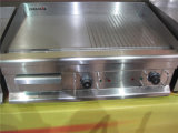 Roestvrij staal Gas Grill en Griddle voor Grilling Food (grt-g750-2)