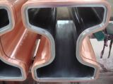 Crystalliseur Copper Mould Tubes pour Steel Billet Continuous Casting Machine