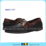 人のためのHightの品質の革ボートの靴