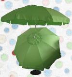 parapluie de plage 200cm*8k avec la couleur verte, parapluie de Sun de qualité