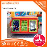 Kindergarten-Plastikwand-intelligentes Geräten-pädagogisches Spielzeug
