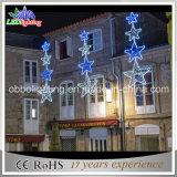 Свет стены украшения рождества угла гостиницы виллы света стены звезды СИД напольный