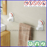 Suction Hookの単一のStainless Steel Bar Bathroom Towel Holder Support