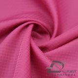 Água & do Sportswear tela 100% tecida do poliéster do filamento do jacquard da manta para baixo revestimento ao ar livre Vento-Resistente (53099)