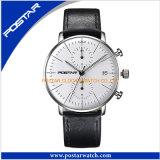 Schauen! Neue Art-einfache Uhr-Geschenk-Uhr mit wasserdichter Qualität