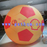 膨脹可能なFoot Ball GroundかBeach Balls