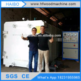 Gebildet China-Vakuumim hölzernen trocknende Maschinen-Gerät