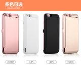 Côté portatif de pouvoir pour le chargeur mobile sans fil de l'iPhone 6/6s