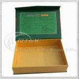 2016 nuevo diseño, rectángulo de papel, caja de presentación, rectángulo de papel del regalo, certificación del SGS (KG-PX006)