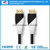 Кабель RoHS HDMI двойного цвета высокоскоростной с локальными сетями 1080P