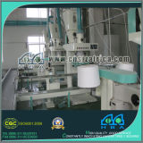 小麦粉の生産ライン