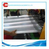 Placa de acero de la azotea del edificio industrial/bobina de aluminio materiales