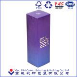 Venta al por mayor cosmética del rectángulo de papel con precio competitivo