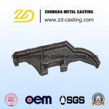 合金鋼鉄鍛造材のGarte機械化の棒