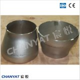Bw de acero inoxidable Reductor de montaje (ASTM A403 304, 310, 316, 317, 347, 321)