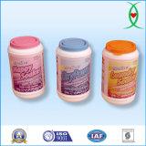 Détergent de blanchisserie de poudre de détachants d'Oxi dans la bouteille 1kg
