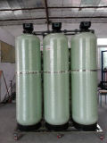 Manual automatico Sand Carbon Media Water Filter per Pure Water Treatment