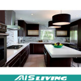 U形家具(AIS-K754)のための二重カラーメラミンPlaywoodの食器棚