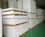 лист пены PVC 0.55density 1220*2440mm 3mm-40mm белый