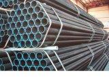 Tubulação de aço laminada S235jo da estrutura redonda do carbono Ss400