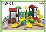 De OpenluchtSpeelplaats van het Huis van de Boom van de Groep Kaiqi van de kwaliteit LLDPE voor Kinderen Amusment in Park & Gemeenschap