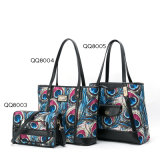 Nouveau sac à main de femmes de modèle de plume de paon d'arrivée (QQ8003/4/5)
