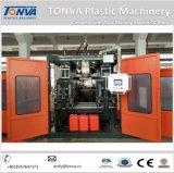 Тип дуновения штрангя-прессовани Tonva отливая в форму и да автоматическая пластичная бутылка HDPE делая машину