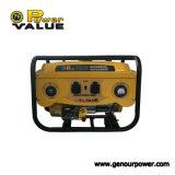 ホーム無声力携帯用ガソリン電気発電機の発電機セット