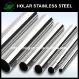 ASTM-A554 Ss304 tube en acier inoxydable