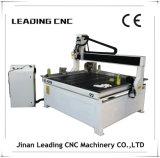 Machine de découpage de commande numérique par ordinateur en bois Door/MDF /Plywood