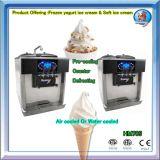 Bevroren yoghurt het uitdelen machine met het aroma 2+1mixed van uitstekende kwaliteit