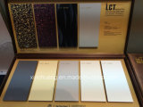 최고 판매 높은 광택 문 (밝은 회색 색깔)를 가진 새로운 디자인 고품질 싼 부엌 찬장