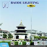 Hohe Mast-Beleuchtung Pole Jiangsu-Baode 18m