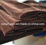 Профессионал Flocking ткань для софы/стула/занавеса/домашнего тканья