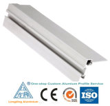 L'aluminium expulsent profil d'alliage pour la décoration de bordage en aluminium de meubles