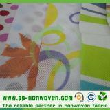 Propylene poli tela não tecida impressa do projeto