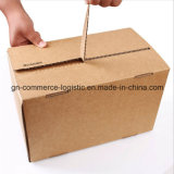 ロジスティクスの包装のための速く、便利なカートンボックス