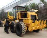 16 طن آلة تمهيد مع وسط مكشط