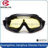 Blocco per grafici di Dropshipping TPU che guida occhiali di protezione di sicurezza esterni di protezione degli occhi UV400 degli occhiali di protezione di visione notturna di corsa con gli sci gli anti