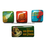 PVC Epoxy Fridge Magnet per Home Decoration