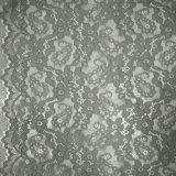 Merletto del tessuto di cotone del vestito da modo del ricamo del Crochet