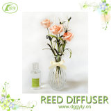 SPA、Hotel、Home、100ml Essential OilのOfficeのための工場Direct OEM Glass Bottle Fragrance Aroma Reed Diffuser Gift Set
