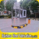切符および機密保護のための携帯用金属のステンレス鋼の小屋