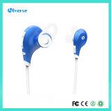Auricular sin hilos de Bluetooth de los accesorios del teléfono móvil del deporte