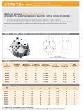 3 턱 Vertical Solid Chuck (hydraumatic 또는 압축 공기를 넣은) Bk110SL