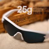 2016 Nueva 4.1V Tres Vidrios inteligentes lente Gafas de sol Polaroid Bluetooth