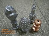 La gravità del pezzo fuso di alluminio le macchine di pressofusione per i pezzi fusi della lega del metallo (JD-550L)