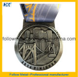 Изготовленный на заказ медаль фертига-аппарат марафона