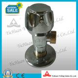黄銅(YD-C5027)から成っている90度の角度弁