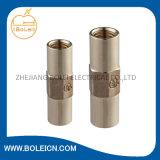 Messingbodenrod-Koppler-Komprimierung-Verbinder für Masse Rod